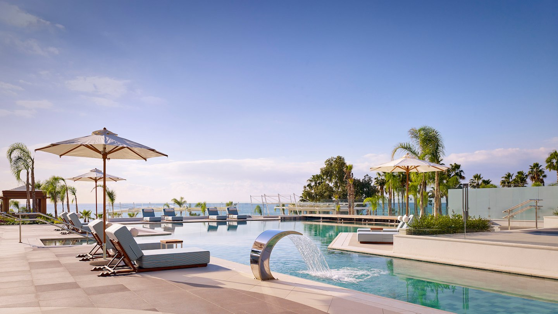 parklane limassol lifestyle pool